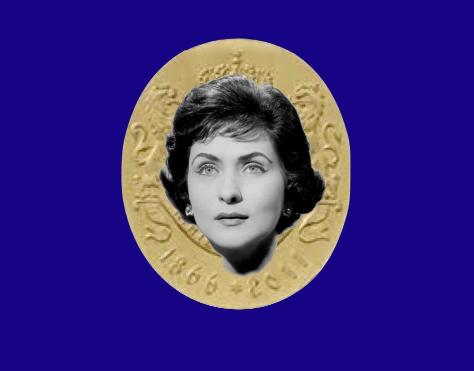 Virginia Zeani in Romania