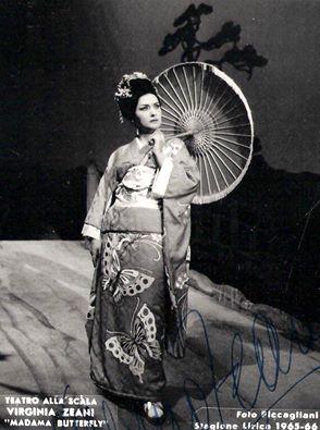 Madama Butterfly La Scala Milano