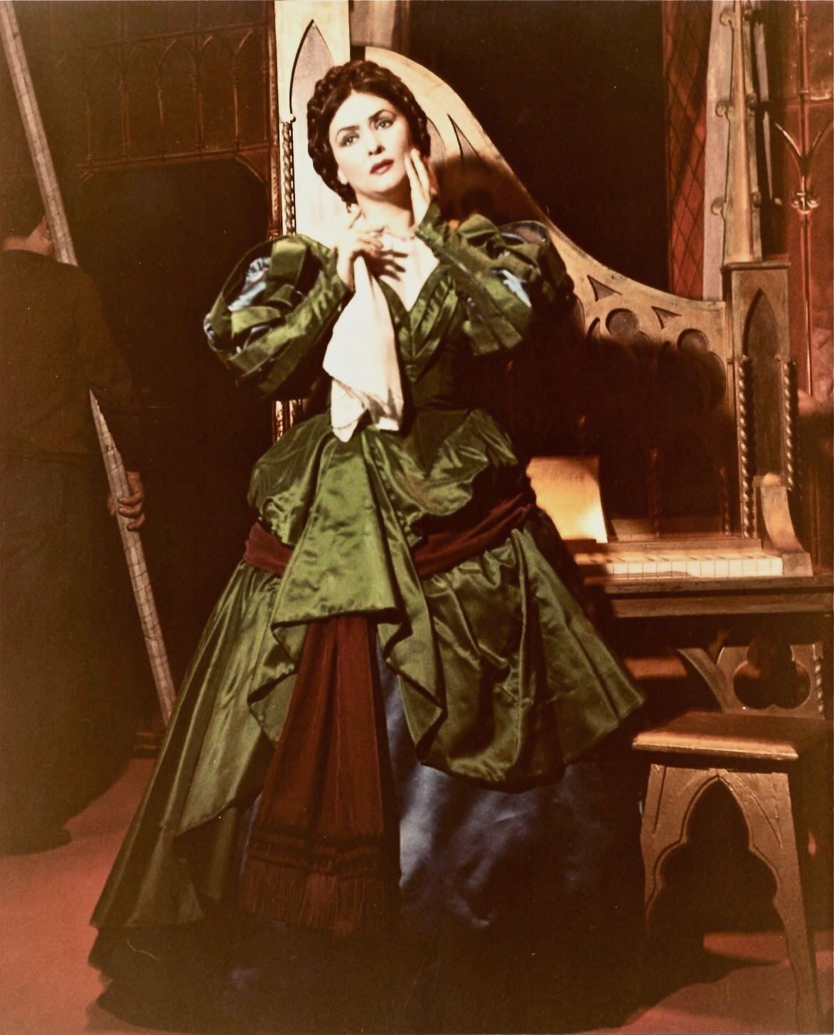 Antonia in TheTales of Hoffmann