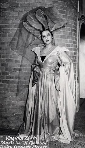 Adele in Le Comte Ory