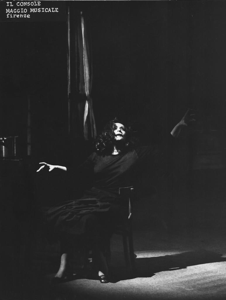 Magda in The Consul