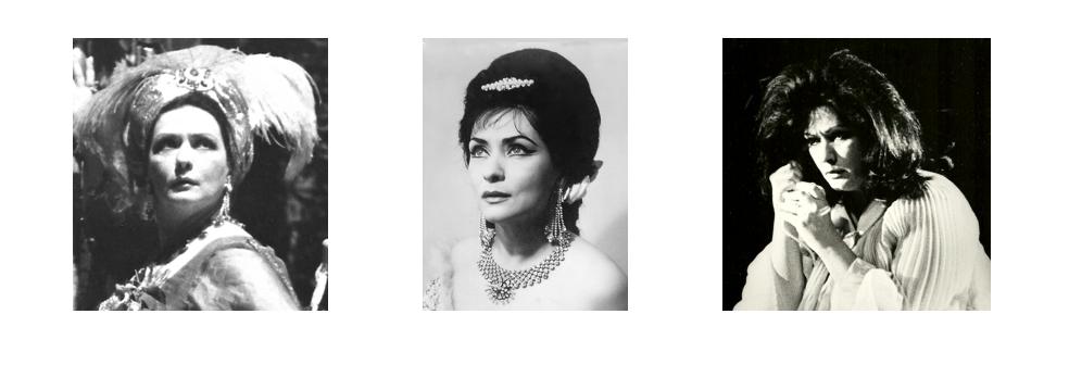 Adriana Lecouvreur,  La traviata,  La Voix Humaine