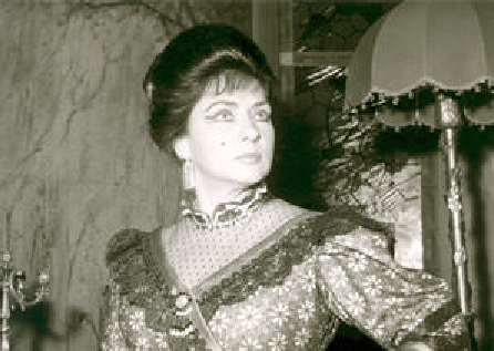 Virginia Zeani in La Rondine