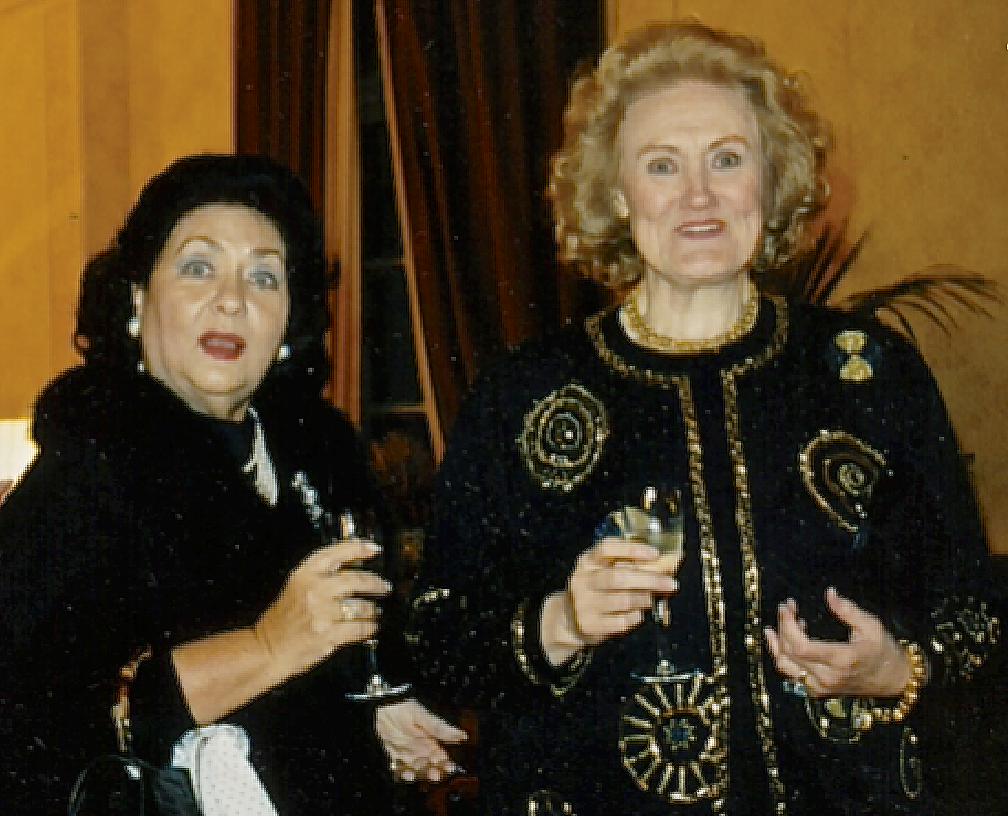Virginia Zeani and Joan Sutherland, two great Assolutas
