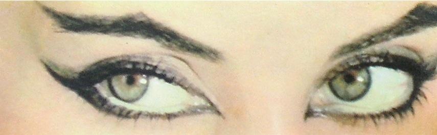 Zeani's eyes