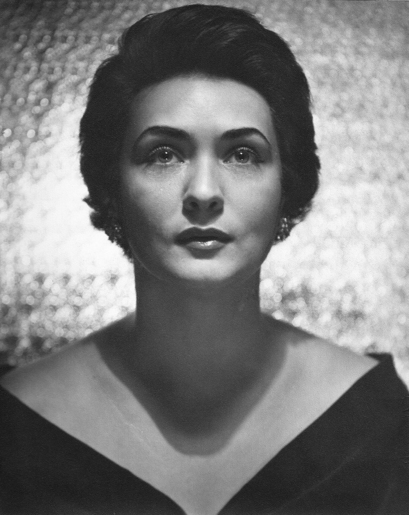 Portrait late 1950s
