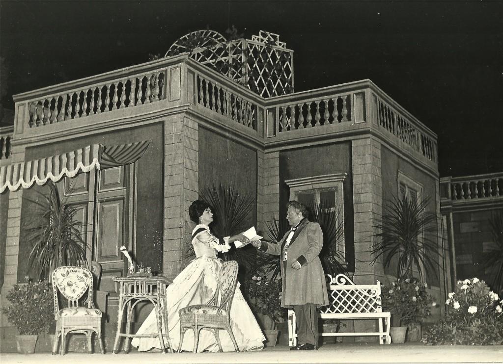 La traviata Act 2 Scene 1