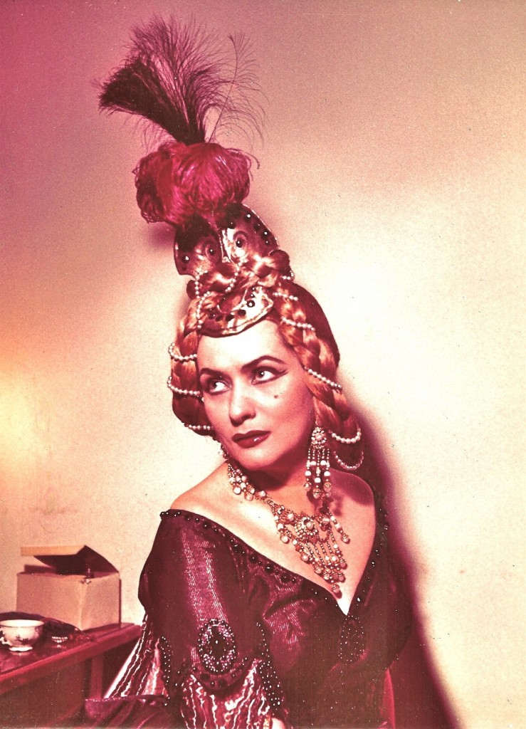 Giulietta in TheTales of Hoffmann