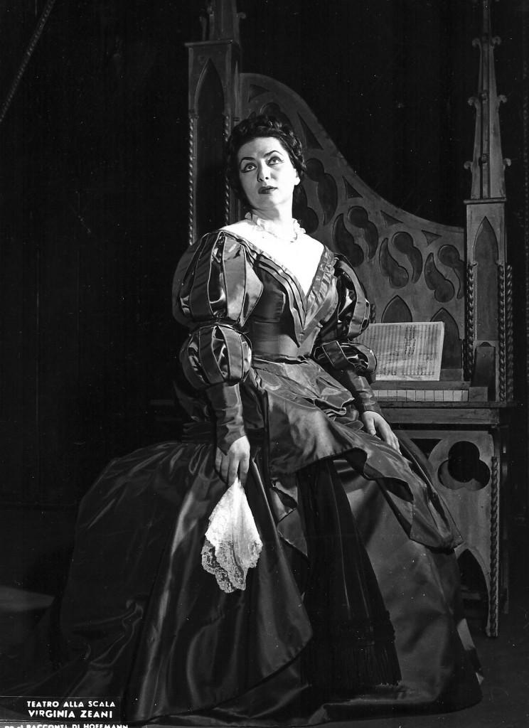 Antonia in TheTales of Hoffmann