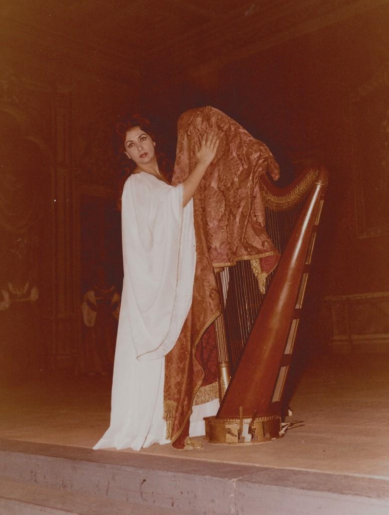 Desdemona in Rossini's Otello