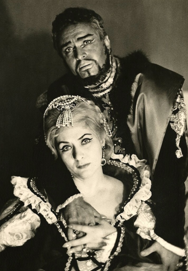 Desdemona  with Dimiter Usunov as Otello