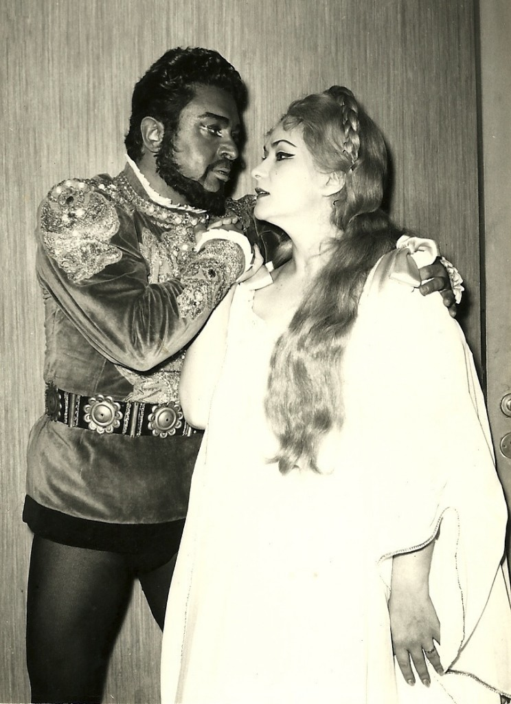 Desdemona  with Dimiter Usunov as Otello