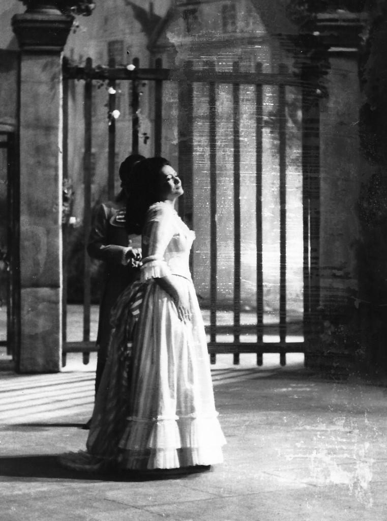 Charlotte in Werther with Alfredo Kraus