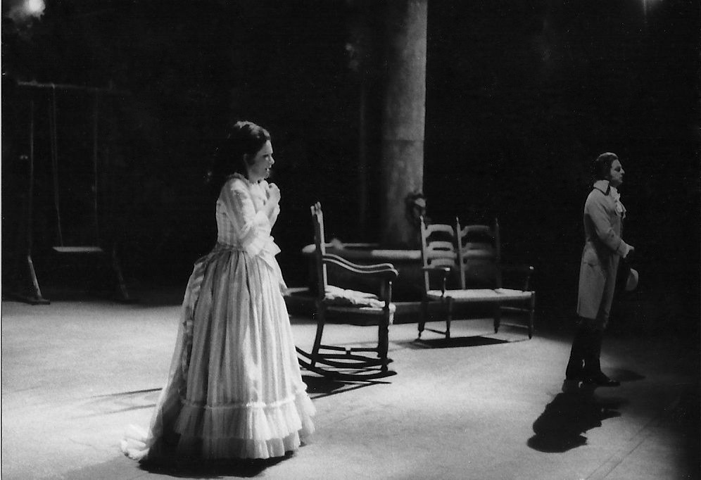 Charlotte in Werther with Alfredo Kraus
