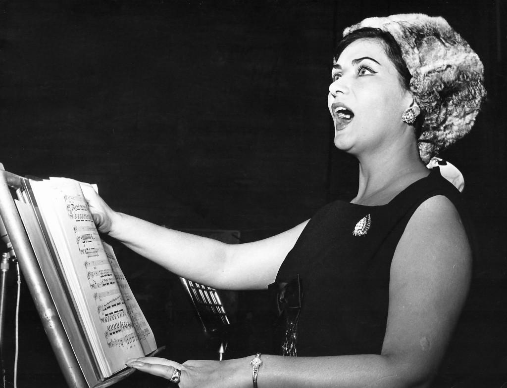 Virginia Zeani recording