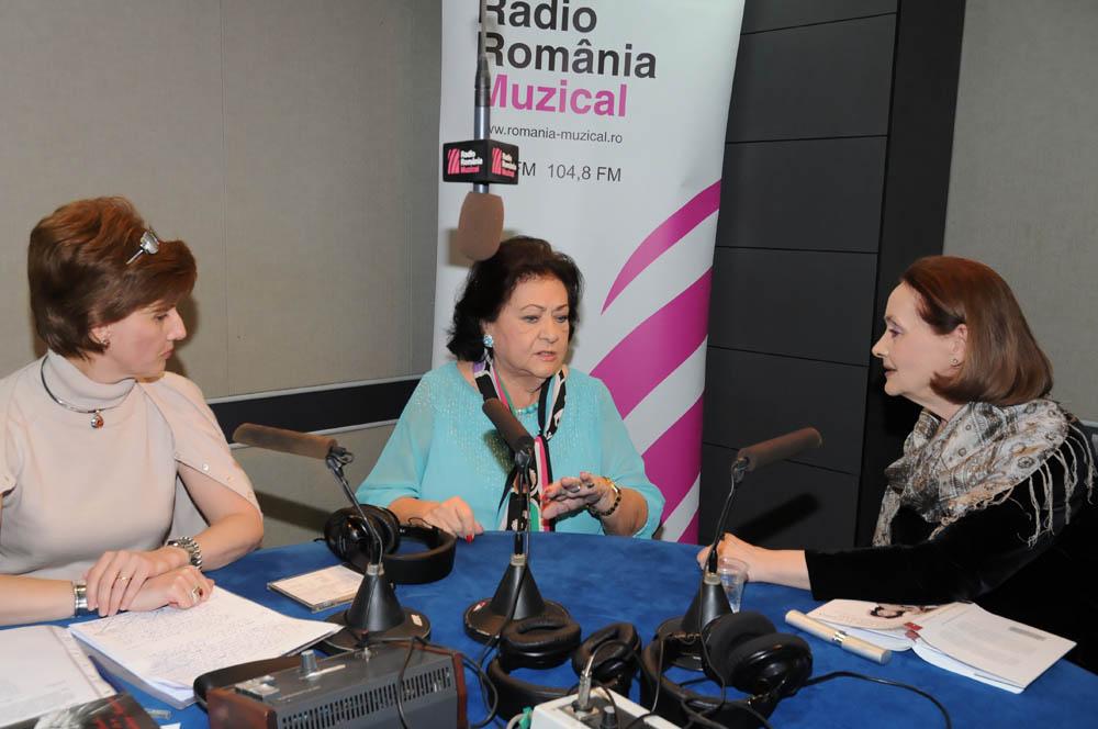 Virginia Zeani Radio interview in Romania May 2011 with Eugenia Moldoveanu