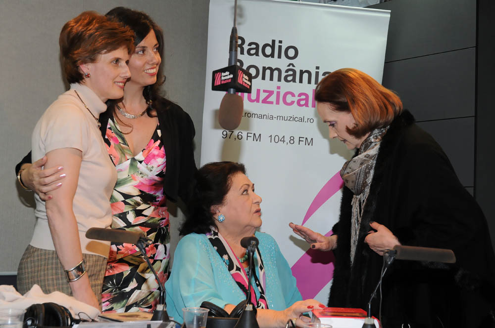 Virginia Zeani Radio interview in Romania May 2011 with Eugenia Moldoveanu